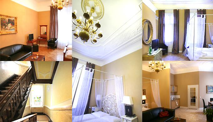 Hotel am olivaer platz bildergalerie studio apartments for Apartments maison am olivaer platz