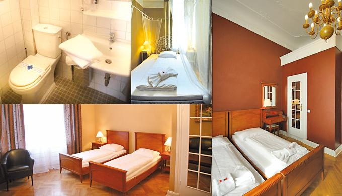 hotel maison am olivaer platz berlin sch ne zimmer und apartments im herzen der hauptstadt. Black Bedroom Furniture Sets. Home Design Ideas