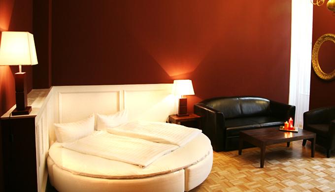 Hotel am olivaer platz apartments doppel studio for Apartments maison am olivaer platz