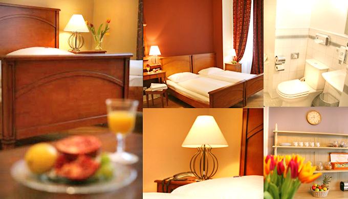Hotel am olivaer platz bildergalerie for Apartments maison am olivaer platz